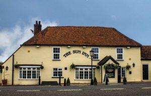 The Sun Inn - Front of Pub