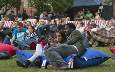 Cult Screens unveil their outdoor cinema experience for Summer 2017