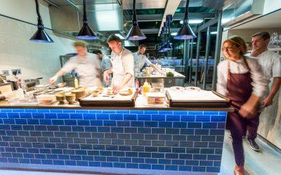 Michelin Star & Restaurant of the Year for Sorrel Restaurant